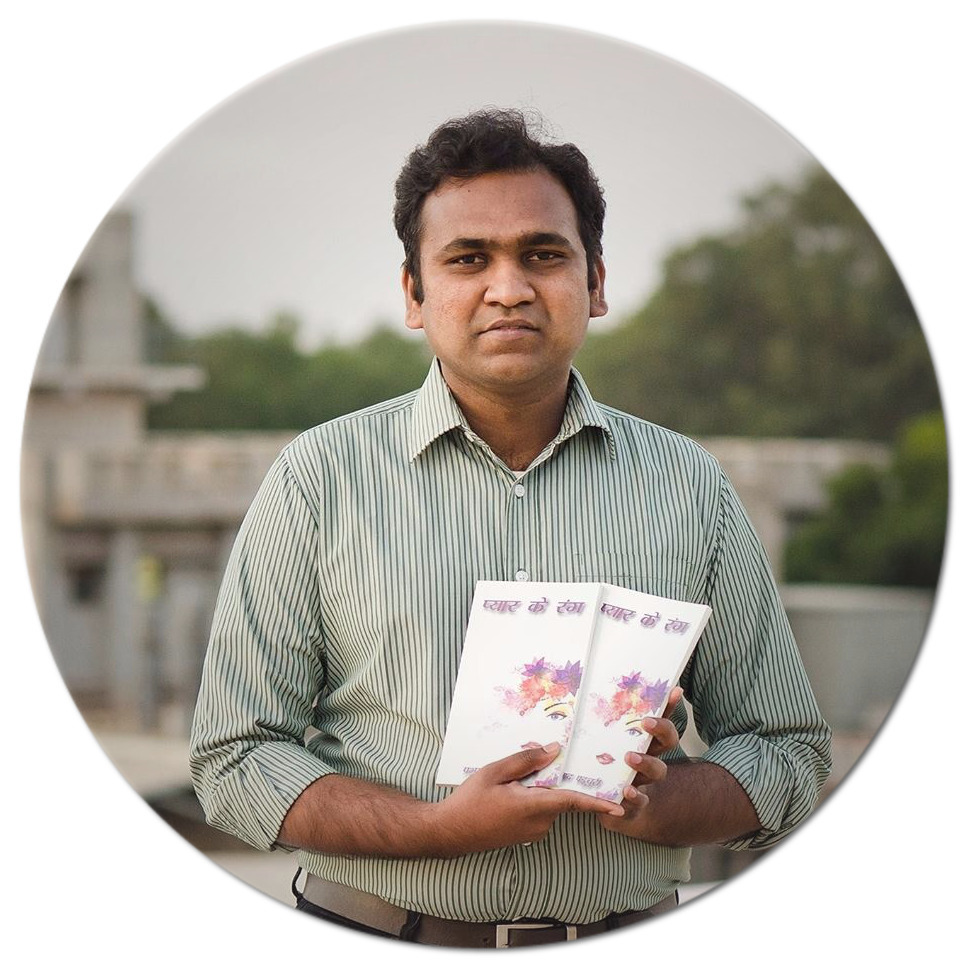 Interview with the Poet and Writer of Pyaar Ke Rang - Parbhu Prasad